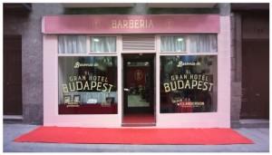La Barbería de 'El Gran Hotel Budapest'