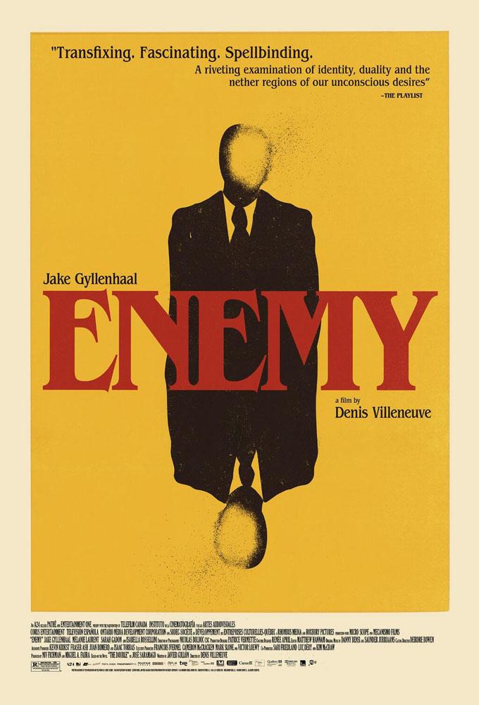 Cartel alternativo de Enemy