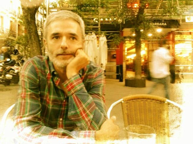 Mikel López Iturriaga, La barba POP de El Comidista 3