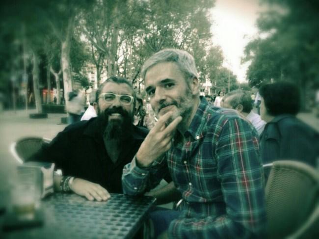 Mikel López Iturriaga, La barba POP de El Comidista 5
