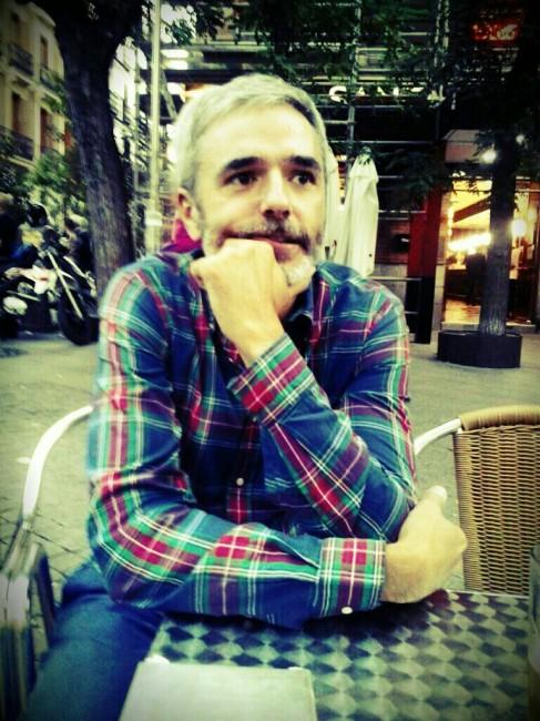 Mikel López Iturriaga, La barba POP de El Comidista 6