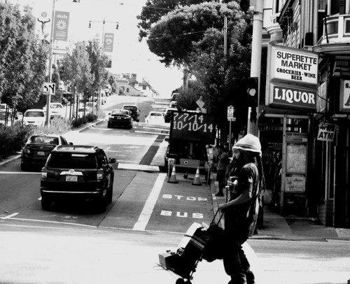 San Francisco-Bob Marley