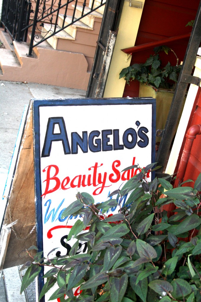 Angelo's BarberShop- San Francisco