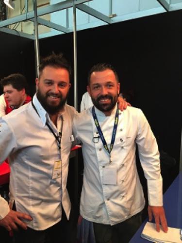 Iván Morales y Álvaro Castellanos-Arzábal