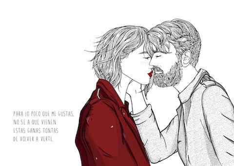 Todo lo que nunca te dije lo guardo aquí, de Sara Herranz | No sin mi barba