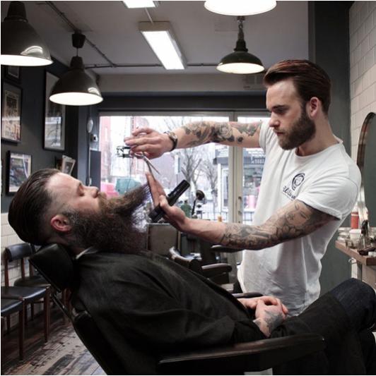 Rocket Barber Shop