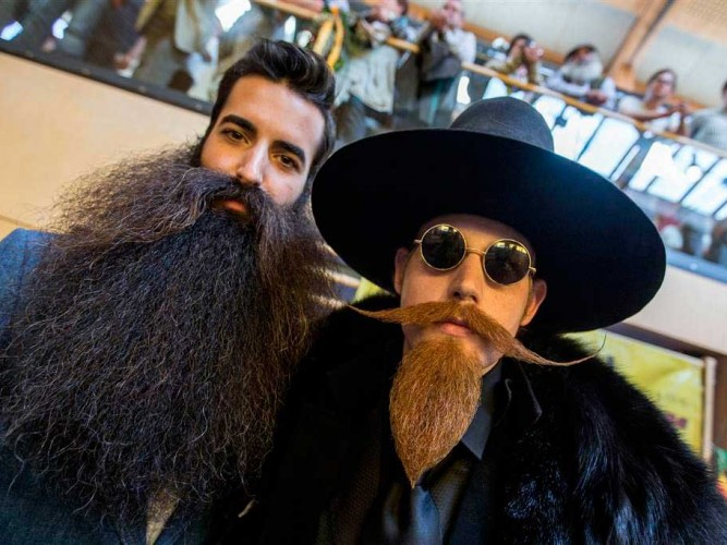 2015 World Beard and Moustache Championships