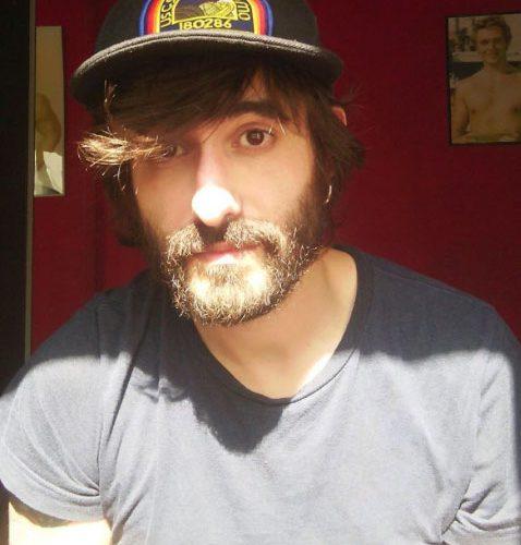 Gente con barba que hace cosas guays en Instagram: Iván García