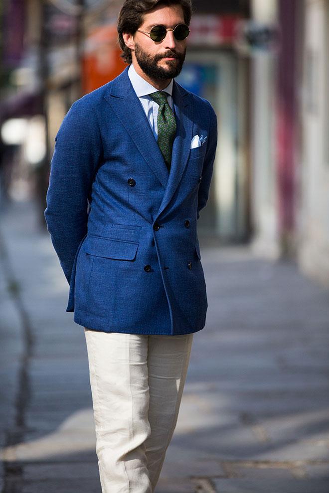 Los 12 mejores looks con barba de la Paris Fashion Week-12