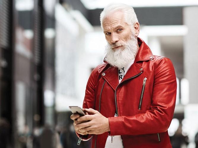 Paul Mason, el Fashion Santa