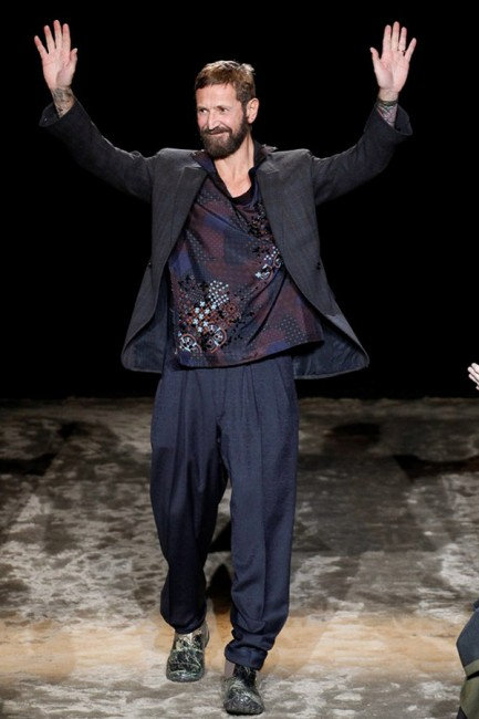 Stefano Pilati - Ermenegildo Zegna Couture