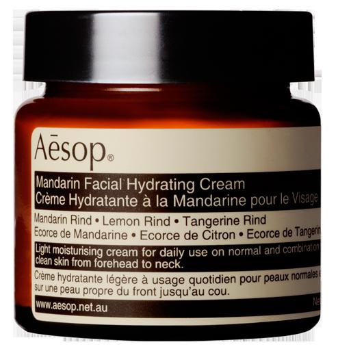 crema hidratante facial Mandarin de A?sop
