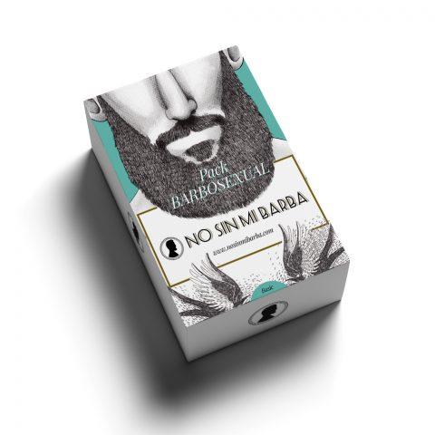 Pack BARBOSEXUAL - No sin mi barba
