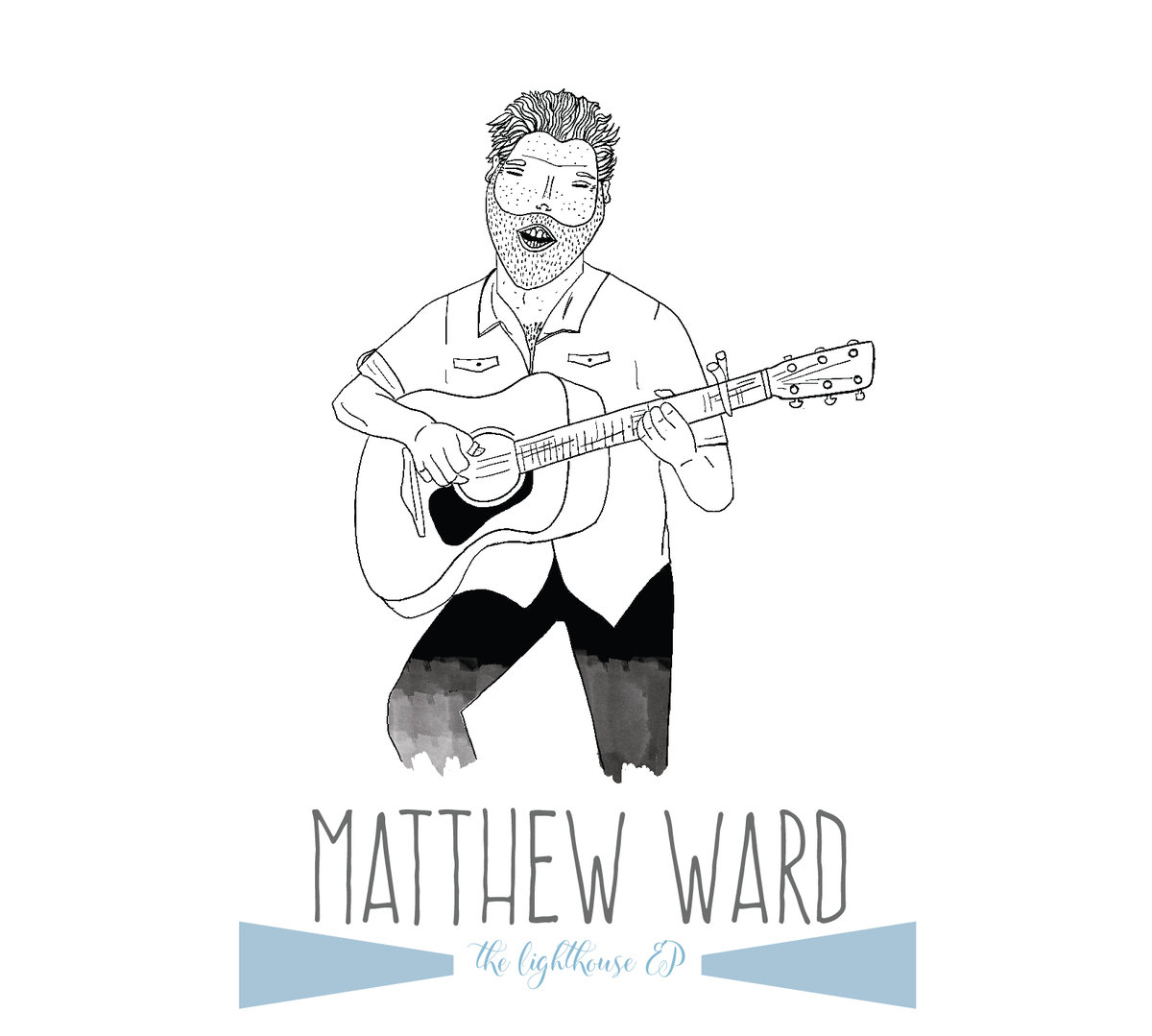 Matthew Ward - The Lighthouse EP