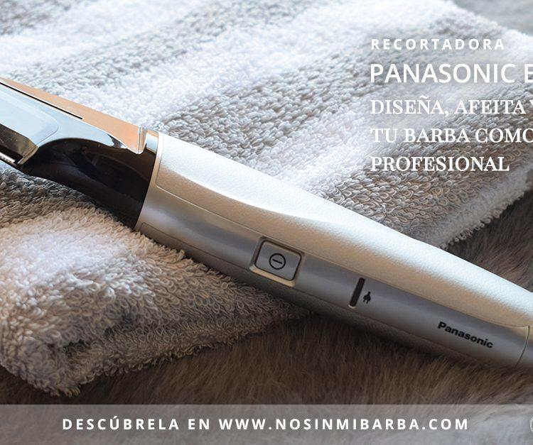 Panasonic ER-GD60: diseña, afeita y recorta tu barba como un profesional