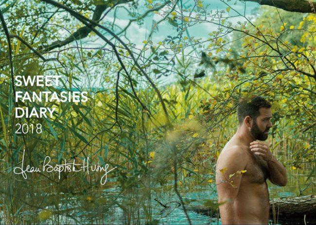 Sweet Fantasies Diary: El sensual 2018 de Jean-Baptiste Huong