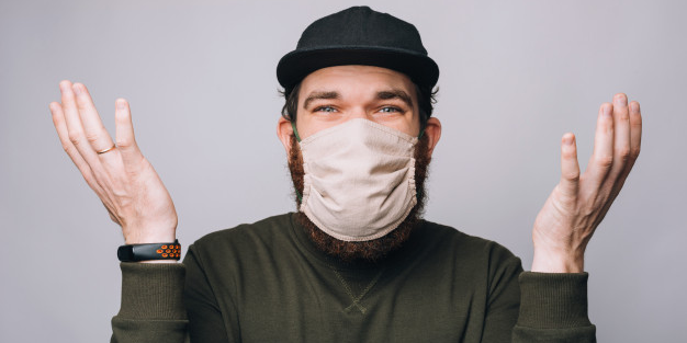 Coronavirus y Barba - No sin mi barba