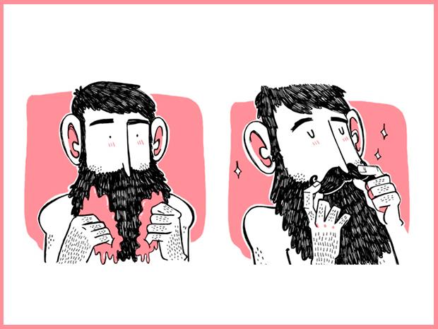 ¡Los 10 puntos definitivos para cuidar tu barba! - No sin mi barba
