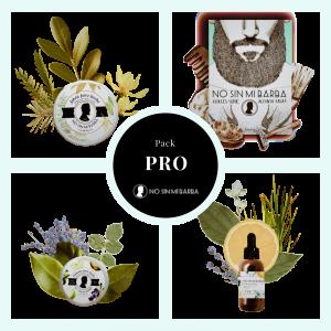 Pack Pro No sin mi barba