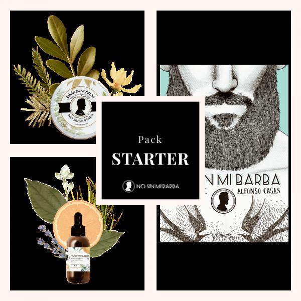 Starter Pack No sin mi barba